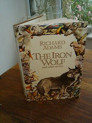 1980 THE IRON WOLF & OTHER STORIES BY RICHARD ADAMS 1st ED HB - WATERSHIP DOWN ^