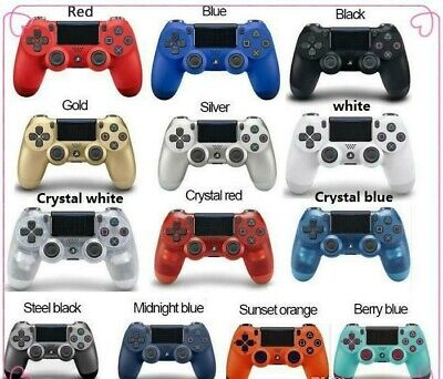 New!GEN 2 LATEST Sony PlayStation 4 PS4 Dualshock Wireless Controller All Colors