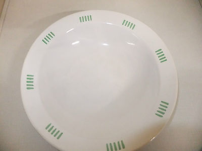 Russian Vintage China Bowl With Limited Decoration