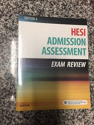 Admission Assessment Exam Review by Hesi (Paperback, 2016) SPECIAL BUY!!!