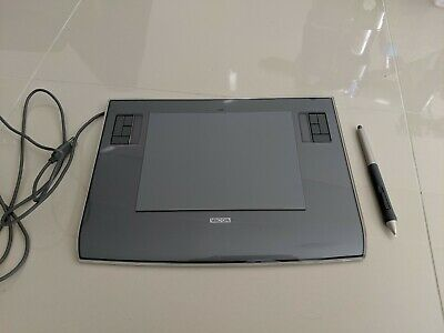 """Wacom Intuos3 Graphic Tablet 6x8"""" PTZ-630 with Pen"""