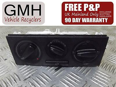 Volkswagen Polo MK3 Heater Ac Climate Controller Unit 657836a11  2000-2002♪