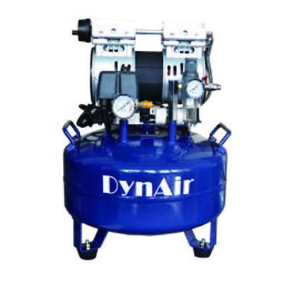 DynAir Dental Oil-Free Silent Air Compressor CE FDA Approved DA5001 22L tak