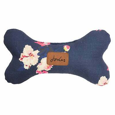 Joules Bone Toy Unisex Pet Accessory Dog - Floral One Size