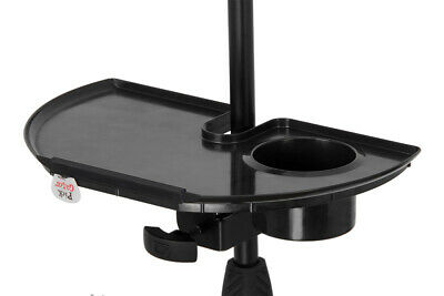 Frameworks GFW-MICACCTRAY Mic Stand Accessory Tray with Drink Holder (NEW)