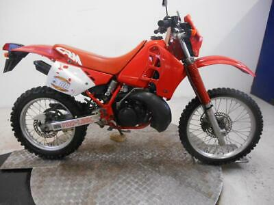 1989 Honda CRM250-1 Unregistered Jap Import Barn Find Classic Restoration Proj