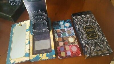 Urban decay Game of Thrones Palette fards a paupieres - Edition limitée !