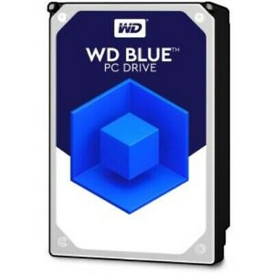 NEW WD30EZRZ WD BLUE 3TB DESKTOP HARD DISK DRIVE - 5400 RPM SATA 6 GB/S 64MB.c.