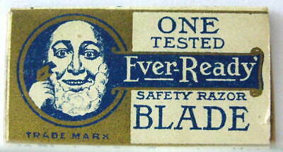 Vintage EVER-READY ONE TESTED SE  Safety Razor Blade  #2