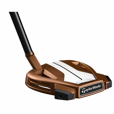 TaylorMade Spider X Copper/White Single Bend Putter Mint