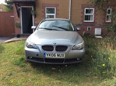 bmw 523i touring spares or repairs