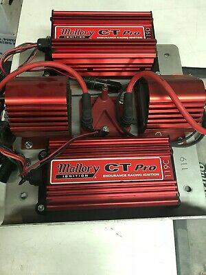 ARCA Dual Mallory CT Pro Ignition System