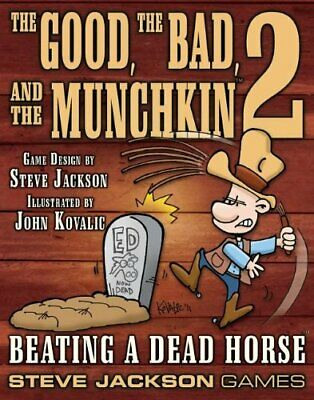 Good the Bad and the Munchkin 2