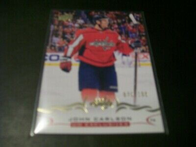 2018/19 Upper Deck Series 2 John Carlson UD Exclusive Card /100