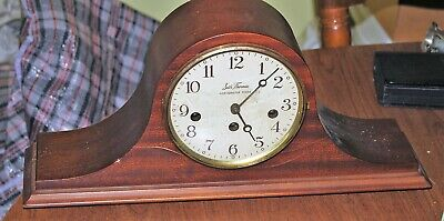 Antique Seth Thomas Westminster Chime clock - working