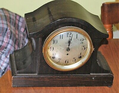 Antique Seth Thomas mantle clock - working