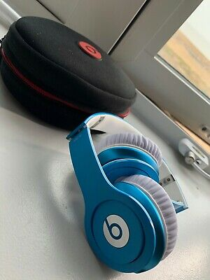 Beats by Dr. Dre Solo HD Headband Headphones - Light Blue