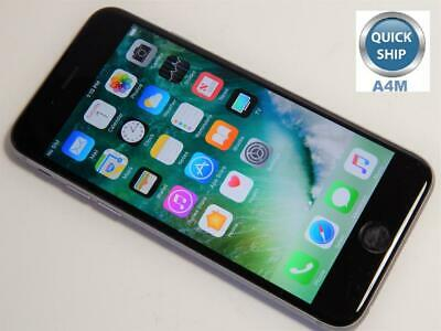 Nice - Apple iPhone 6S 128GB Space Gray (AT&T) 8/10 Condition Clean ESN iOS 12.0