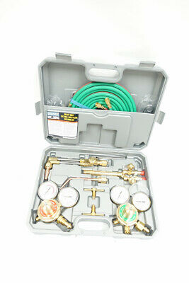 CHICAGO ELECTRIC WELDING Oxygen And Acetylene Welding Kit (92496) 9/B18992F