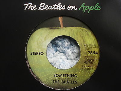 "BEATLES 45 RPM 7"" - Something RECORD STORE DAY 2011 RSD"
