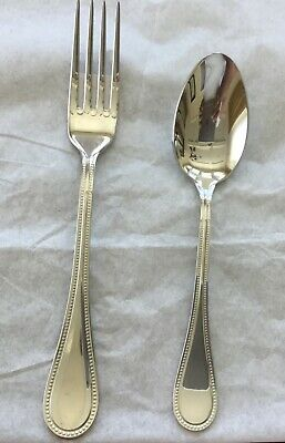 Guy Degrenne ACROPOLE STAINLESS Serving Spoon 2264543