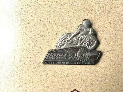 Rare Harley Davidson 1991 Daytona Commemorative PIn - 50th Anniversary - New!