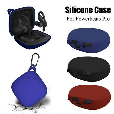Silicone Case Full Protective Flexible Cover for Beats Powerbeats Pro Earphone