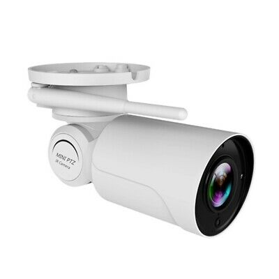 1080P Telecamera Ip Ptz Bulle-T Hd Mini 2.0Mp Impermeabile 3.6Mm Zoom Digit I5F1