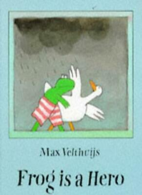 Frog is a Hero-Max Velthuijs, 9780862646011