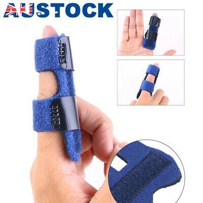 Pain relief trigger finger splint straightener brace corrector support G