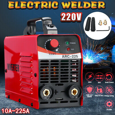 225Amp Welder Inverter MMA ARC Portable Household ARC-225 Welding Machine