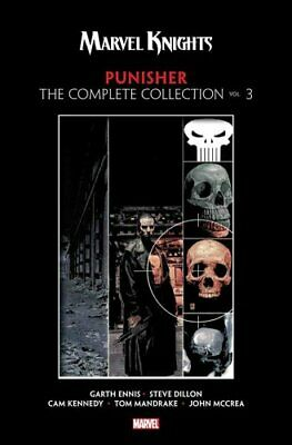 Marvel Knights Punisher By Garth Ennis: The Complete Collection... 9781302918651