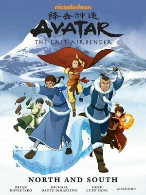 Avatar: The Last Airbender - North And South Library Edition 9781506701950
