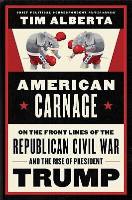 American Carnage: On the Front Lines of the Republican Civil War... (EP.UB)
