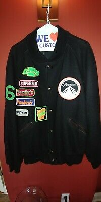 Days OF Thunder Authentic Nascar Roots Jacket, Tom Cruise, Paramount Pictures