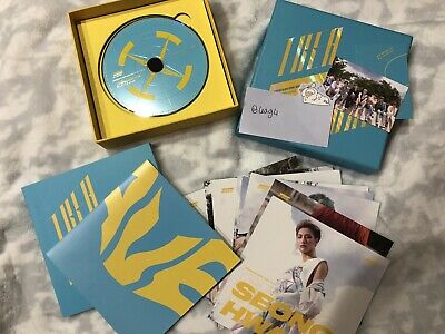 ATEEZ TREASURE EP.3: ONE TO ALL WAVE & ILLUSION Official. NO SOLO MEMBER PC