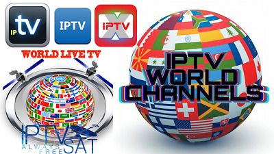 IPTV 6 MONTHS Subscription Smart IPTV APP AND MAG BOX ONLY!!! Premium  Service