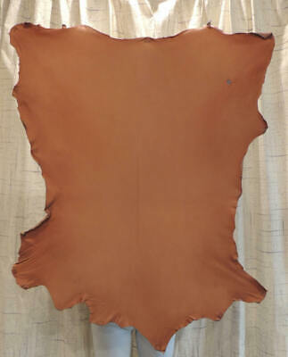 2-3 oz. Veg Tan GOAT Leather for Wallets Purses Book Binding Journals Lining