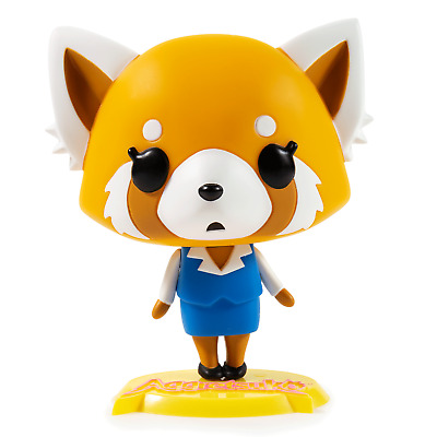 Retsuko Kidrobot Aggretsuko NEW 3//24 Blind Box Mini Vinyl Figure Anime