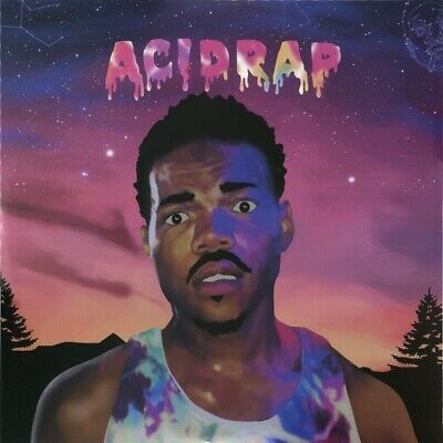 Chance The Rapper - Acid Rap - 2Lp - Colored/clear Vinyl