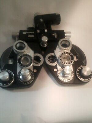 MARCO REFRACTOR Model RT 300 Ophthalmic Equipmentminus cylinder