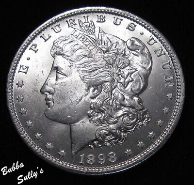1898 O Morgan Silver Dollar <> UNCIRCULATED