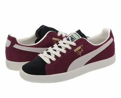 NIB MEN'S PUMA size 8.5 Clyde From The Archive Sneakers