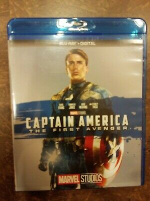 Captain America: The First Avenger (Blu-ray only)