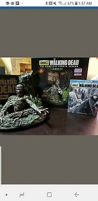 The Walking Dead - Complete Season 4 Blu-ray Disc Limited Edition