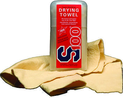 Drying Towel S100 14800T Super-Absorbing Lint-Free Synthetic Material