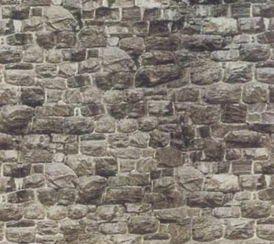 /&  10 SHEETS EMBOSSED BUMPY BRICK stone wall 21x29cm SCALE G 1//24 CODE fT9
