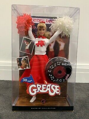 Barbie: Grease Sandy Cheerleader - Barbie Collector Pink Label