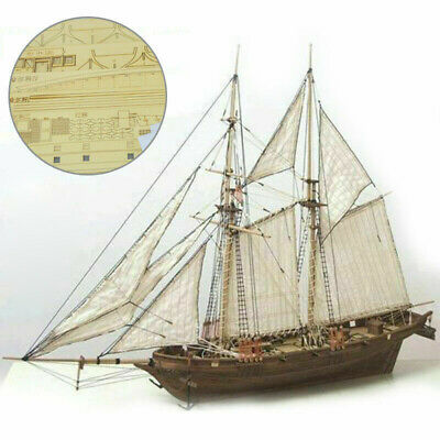 Living room Ship DIY Kits Bedroom Toy Accessories Office Model Sailing
