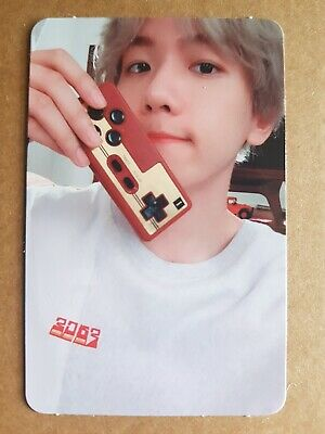 BAEKHYUN #2 Authentic Official PHOTOCARD CITY LIGHTS 1st Album EXO DAY NIGHT 백현